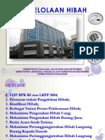 Presentasi Pengelolaan Hibah_PMK 191 Tahun 2011