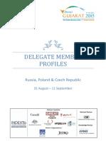 Profile Delegatow