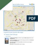 4393 Milano Monumenti Ed Edifici Storici