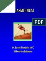 PLASMODIUM 2