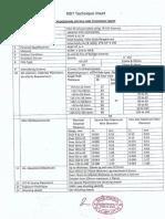 NDT Technique Sheet 30.03.2017