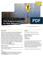 Civil Engineering Risk Mitigation