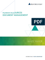 HR Document Management
