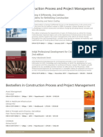 Construction Process and Project Management