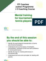 ITF Coach Level 2