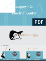Fender Final Catalogue