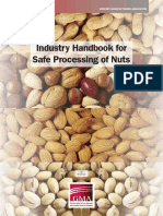 Industry Handbook for Safe Processing of Nuts 1st Edition 22Feb10