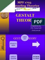 Gestalt Theory Present Pair