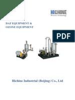 Daf Equipment and Ozone Equipment