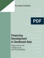 Financing Development in Southeast Asia