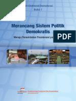 1. Merancang Sistem Politik Demokrasi