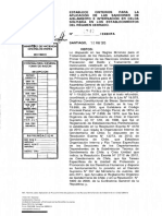 EX_4247, Criterios Para Castigados
