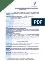 Dieta Para El Post Operatorio de Cgia Bariatrica o Balón Intragastrico1