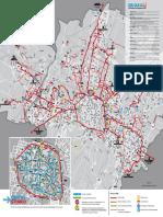 City Bike Map 2015 New