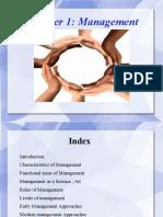 UNIT-1 management