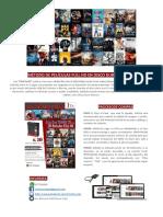 Catalogo de PELICULAS Full HD Mayo 2017
