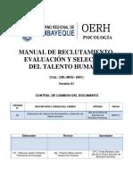 Manual de Reclutamiento y Selección de Personas