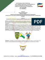 Estatutos Junta de Accion Comunal Barrio San Alberto