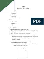 Laporan Praktikum PetaKerja
