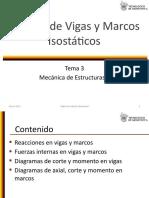 3. Vigas y Marcos