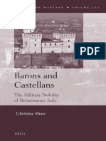 Christine Shaw Barons and Castellans The Military Nobility of Renaissance Italy.pdf