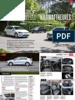 Moniteur Automobile - Essai Hyundai IONIQ Electric