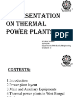 TPP - A Presentation on thermal power plants
