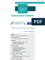 Info Bulletin 06.07.17