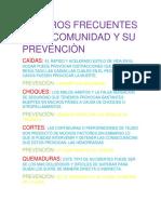 PELIGROS FRECUENTES EN LA COMUNIDAD Y SU PREVENCIÒN.docx