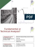 Basis Technical Analysis