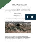 Geosinclinales de Yura