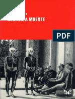 Thomas Wolfe_Hermana Muerte