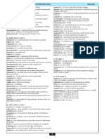 FCE Vocabulary