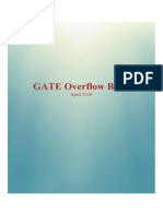 GATE Question