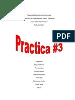 Practica #3 Electronica de Comunicaciones