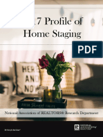 2017 Profile of Home Staging