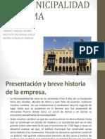 La Municipalidad de Lima Ppt Final
