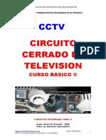 CCTV Circuito Cerrado de Television Curso Basico
