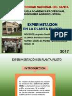 Experimentacion en La Planta Piloto111