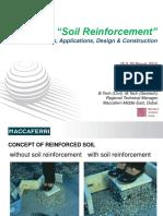 ICE UAE Soil Reinforcement