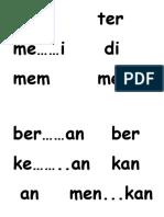 Kata Imbuhan