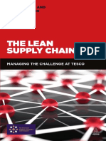 The Lean Supply Chain Sample Chapter
