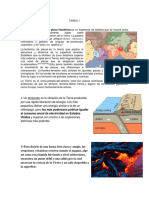 Porq de Los Terremotos y Demas Desastres Escala de Medicion