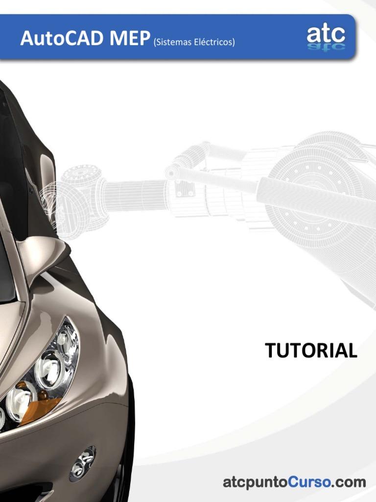 AutoCAD MEP Sistemas Electricos pdf   Autodesk   Design