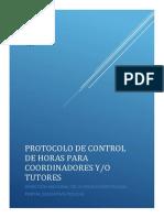 Protocolo Control Horas Tutores v02
