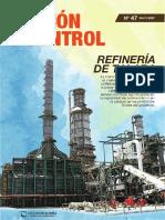Boletín Gestión y Control N° 47 - Refinería de Talara