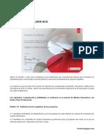 Adobe Examen Flash Aca