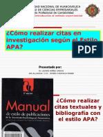 Sesion N_ 03a - Como Realizar Citas en Investigaciones Segun El Estilo Apa (1)