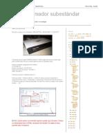 El Programador Subestándar_ Modo Router en Modem SENDTEL MS8-8817 CANTV