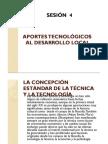 Aportes Tecnológicos Al Desarrollo Local